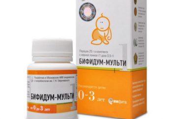 """El medicamento """"Bifidumbacterin"""" bebé: opiniones, indicaciones e instrucciones de uso"""