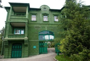 """""""Daczy Stalina"""" dom-muzeum w Soczi"""