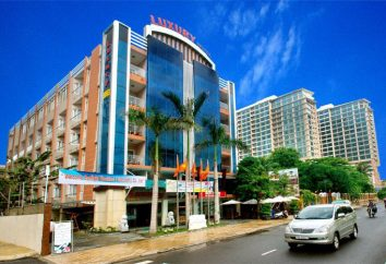 Paragon Villa Hotel 3 *. Recreação no Vietnã, hotéis