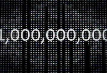 Große Zahlen: 1000000000 – Wie ist die Anzahl?
