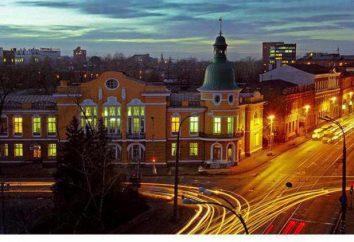 Cechy oświetlenia ulicznego na syberyjskich miastach: Irkuck