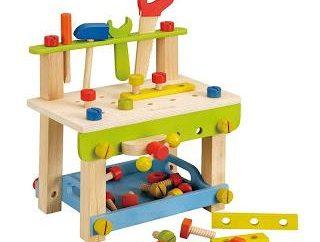 Co to jest, zabawka dla dzieci rocznie?