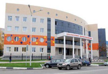 Ospedale dei bambini (Belgorod): caratteristiche e posizione