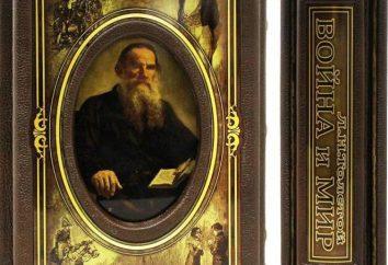 """Znaczenie nazwy """"Wojny i pokoju"""" powieści L. N. Tolstogo"""