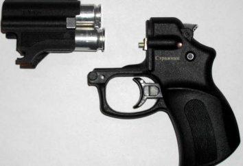 """Pistolet traumatyczne """"straż"""" MR-461: przegląd, funkcje i opinie"""