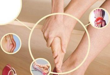 Quelles pourraient être les causes de la douleur dans le pied?