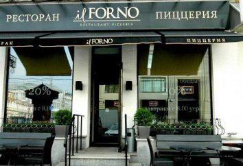 """Catena di ristoranti """"Il Forno"""" (IL Forno): indirizzi, descrizioni, recensioni"""