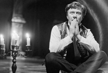 Mironov Andrey: biografia, filme, letras
