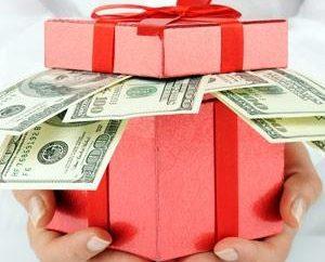 Wie man Geld zur Hochzeit junger geben