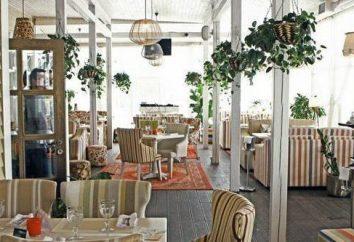 Restauracja niedzielę Ginza (St. Petersburg): menu, opinie