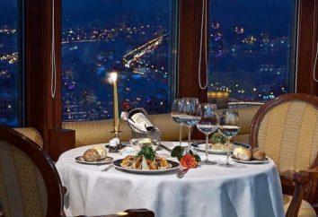 """Restauracja """"Złoty Pierścień"""": opis, menu, kontaktów i opinie klientów"""