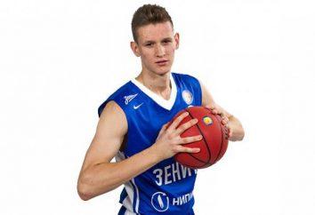 Kalinin Yuly – Absolvent der St. Petersburg-School-Basketball