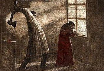 """""""Delitto e castigo"""": il protagonista. """"Delitto e castigo"""": i personaggi del romanzo"""