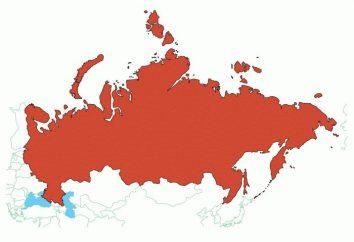 minacce militari per la sicurezza nazionale della Russia. La sicurezza nazionale