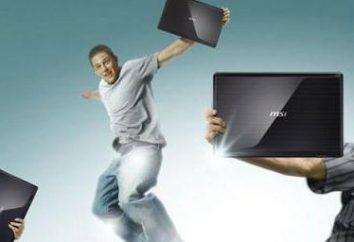 MSI MS 1356: come smontare il portatile