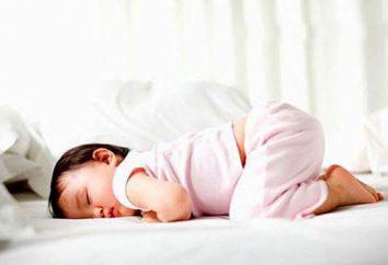 Por que você não pode dormir no seu estômago? É prejudicial para dormir em seu estômago?