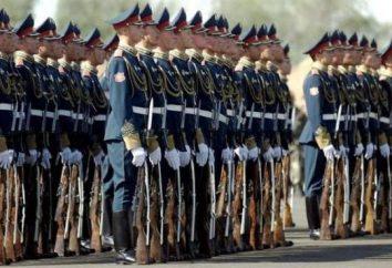 7 de maio em férias Cazaquistão – o Dia do Defensor da Pátria