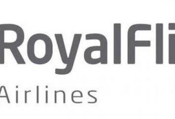 Votre transporteur – La compagnie aérienne « Royal Flight '