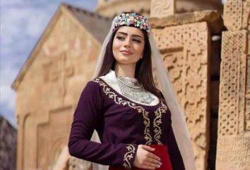 La plus belle fille arménienne (photo). Top des plus belles femmes arméniennes