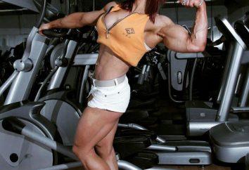 Natalia Kovalyova – Sportler, Bodybuilder