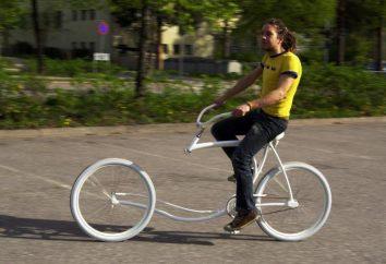 Wie ein Fahrrad Kreuzer wählen?