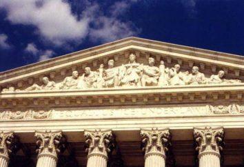 Fries in der Architektur ist eine großartige Gelegenheit, um das Aussehen des Gebäudes zu diversifizieren