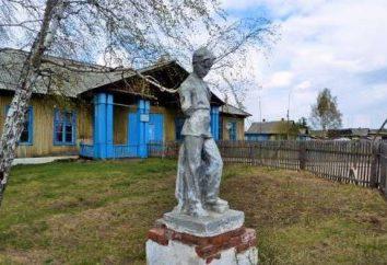 Schwarz Yar – ein schönes Dorf in Russland