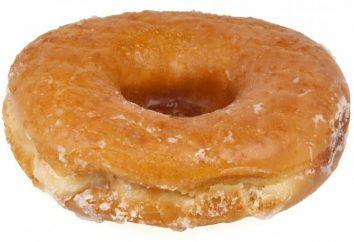 Como cozinhar donuts no iogurte por 15 minutos?