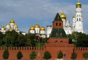 La torre más alta del Kremlin de Moscú. Descripción torres de Moscú Kremlin