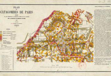 Podziemny Paryż. Katakumby Paryża: opis, historia i opinie gości
