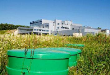 instalações de tratamento de locais de águas pluviais: descrição, desenho e cálculo