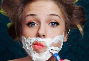 Crema para la eliminación del vello en la cara: opiniones