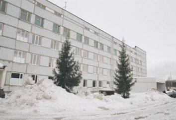 Regionalny Szpital Kliniczny Uljanowsk: Usługi
