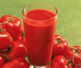 Como preparar o suco de tomate para a direita inverno? Como cozinhar o suco de tomate?