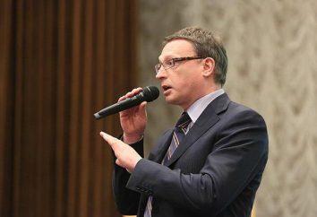 Burkov Aleksander Leonidowicz – zastępca Dumy Państwowej. Biografia, rodzina