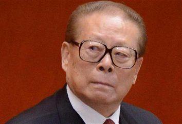 Tszyan Tszemin, il leader del partito cinese: Biografia