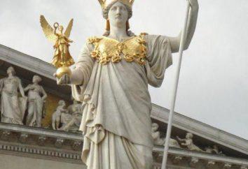 Athena: Nome valore: Descrizione e origine del nome