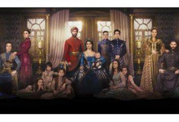 Dilruba Sultan – l'héroïne de la série « siècle Magnifique »