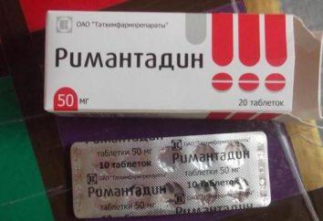 """""""Rymantadyna"""" lub """"Arbidol"""" – co jest lepsze? Porównaj leki"""