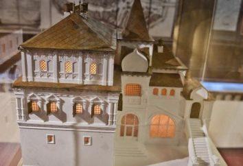 """El museo """"Casa de los boyardos Romanov"""": excursiones"""