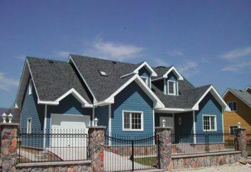 Maisons en ossature métallique: les défauts, avantages et commentaires