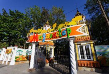 "Zoo ""Madagascar"" (Nizhny Novgorod): características e habitantes"