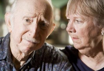 Demenza: quanti anni vivono? Demenza negli anziani: segni, fasi di sviluppo e tipi di malattia