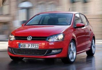 """Design und technische Daten """"Volkswagen Polo"""""""