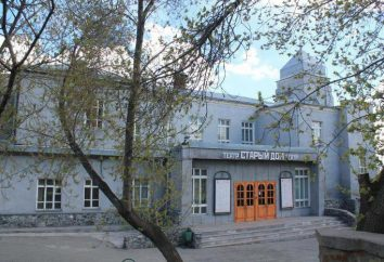 """Old House"". Nowosybirsk teatr"