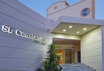 Hotel St. Constantin 5 * (Grecia / Creta) le foto, descrizione, prezzi e recensioni