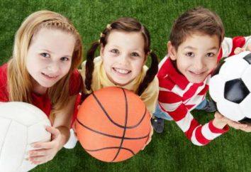 Sport pour les enfants: que choisir?