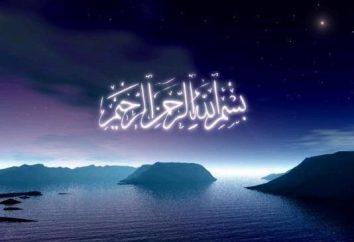 """Interpretação do significado e interpretação da frase """"Bismillyahi Rahmani Rahim"""""""