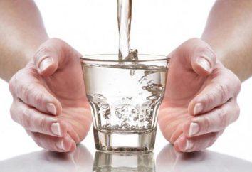 Quelle est l'utilité de l'eau et comment boire correctement