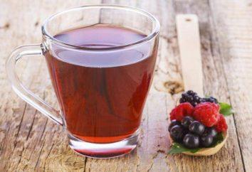 Chá da fruta: características básicas, benefícios e malefícios, receitas
